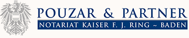 Pouzar & Partner, Notar in Baden
